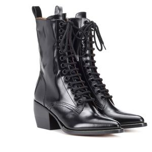 Chloe lace up Rylee boots